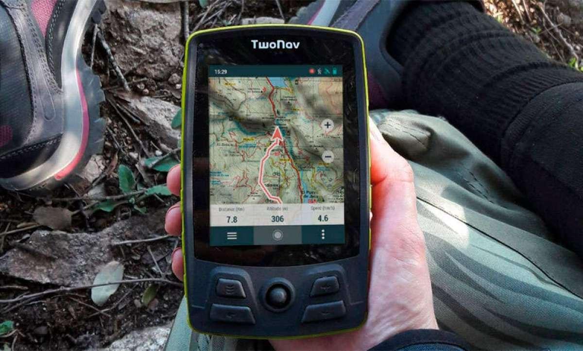 TwoNav Trail Bike, un GPS diseñado para los amantes del ciclismo en cualquiera de sus modalidades