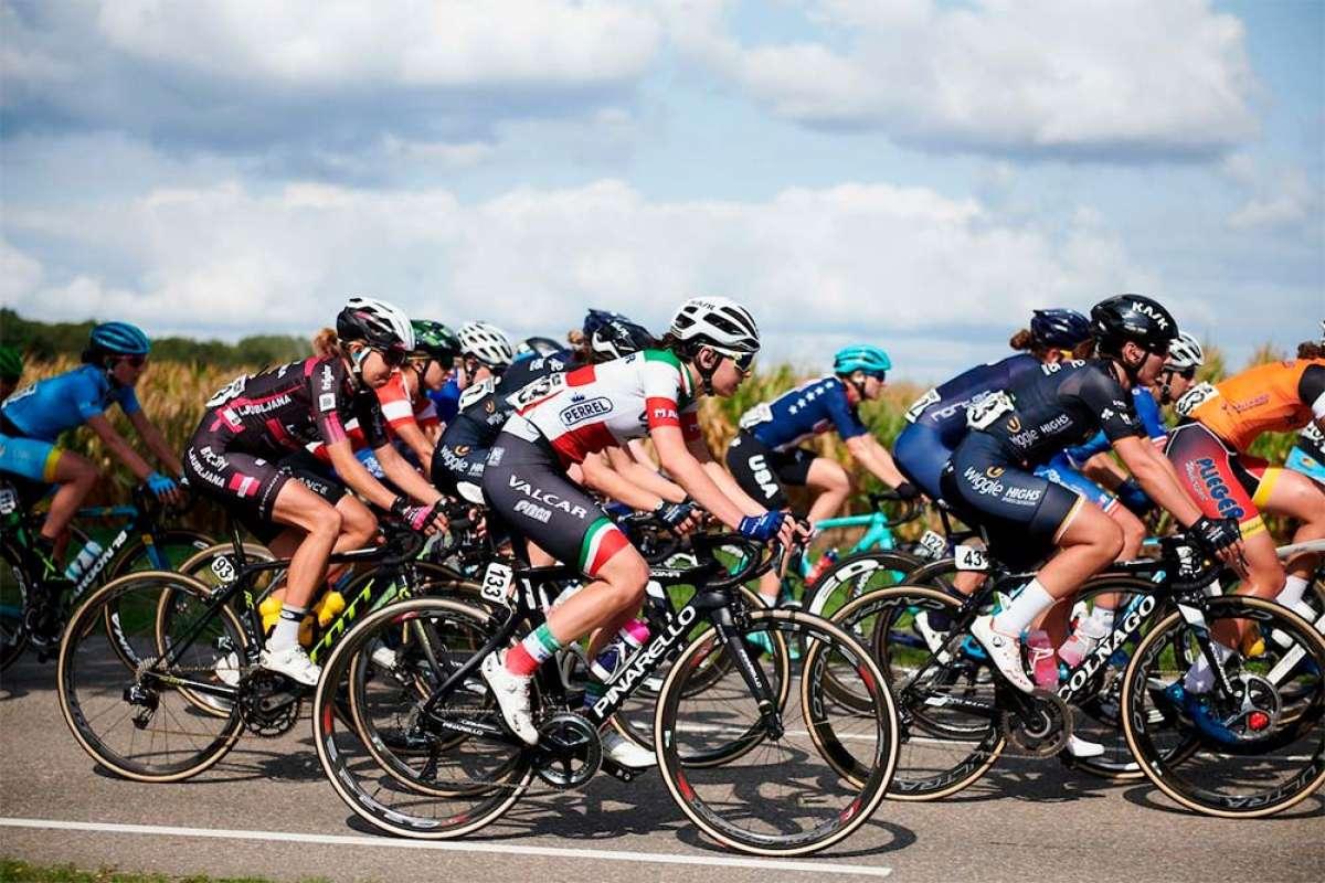 En TodoMountainBike: La UCI anuncia cambios en el ciclismo en ruta femenino a partir de 2020: división WorldTeam, salario mínimo y más