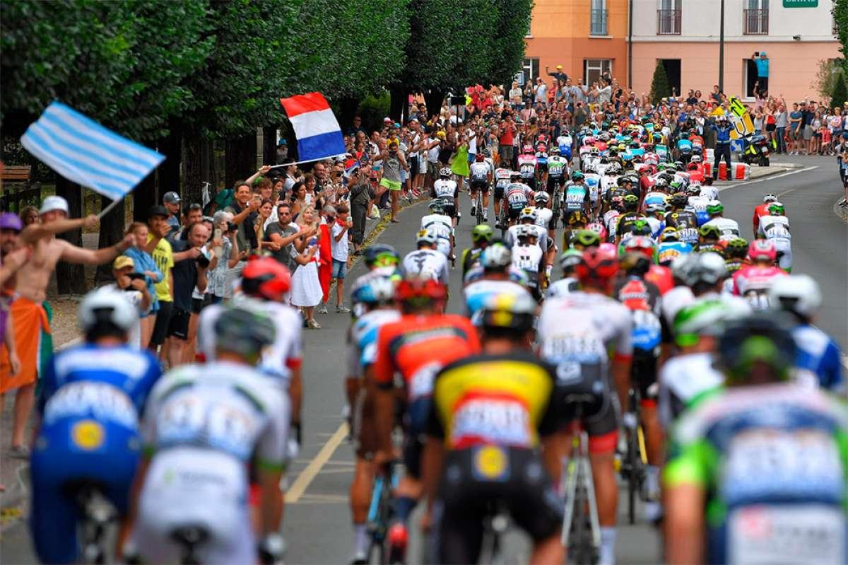 La UCI confirma que no hubo bicicletas con motor oculto en el Tour de Francia 2018