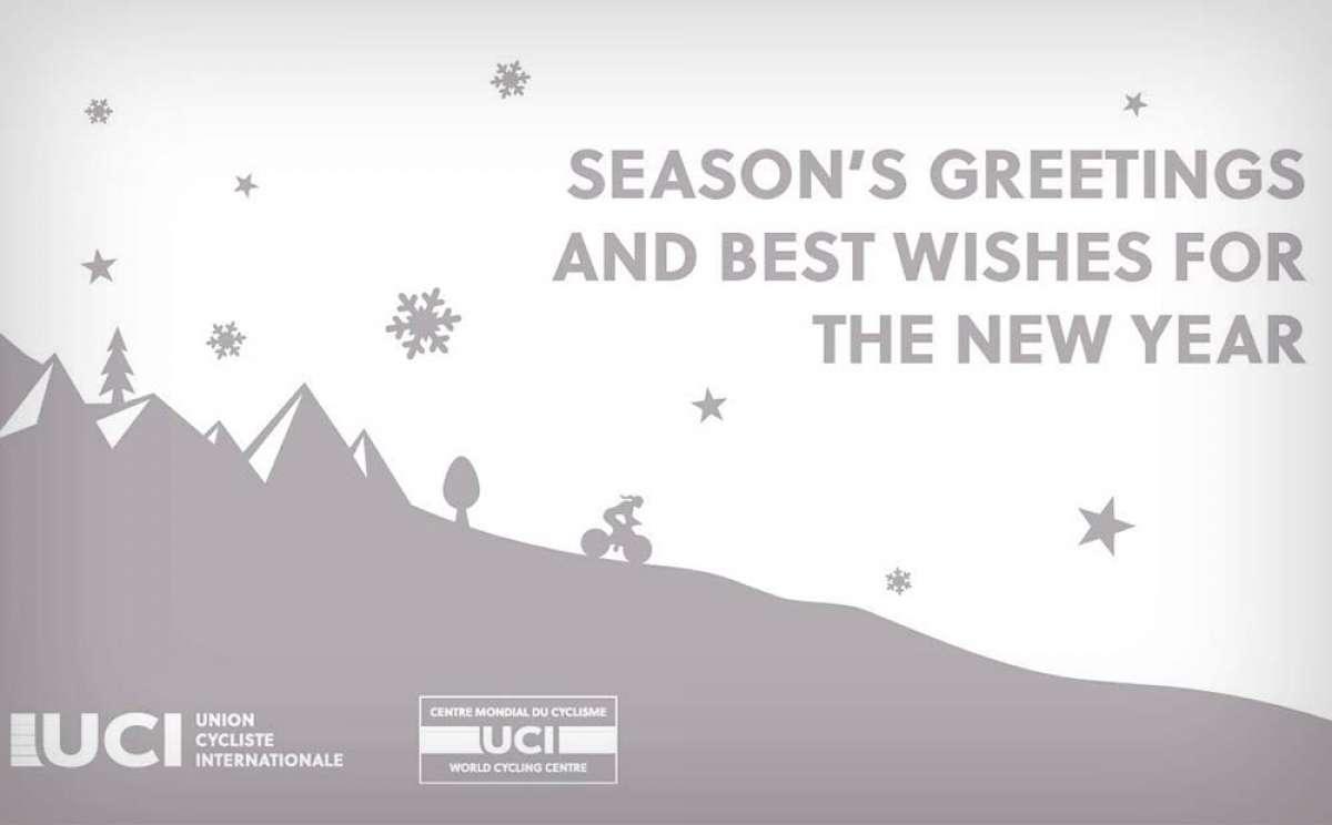 La UCI felicita las fiestas navideñas con este emotivo vídeo