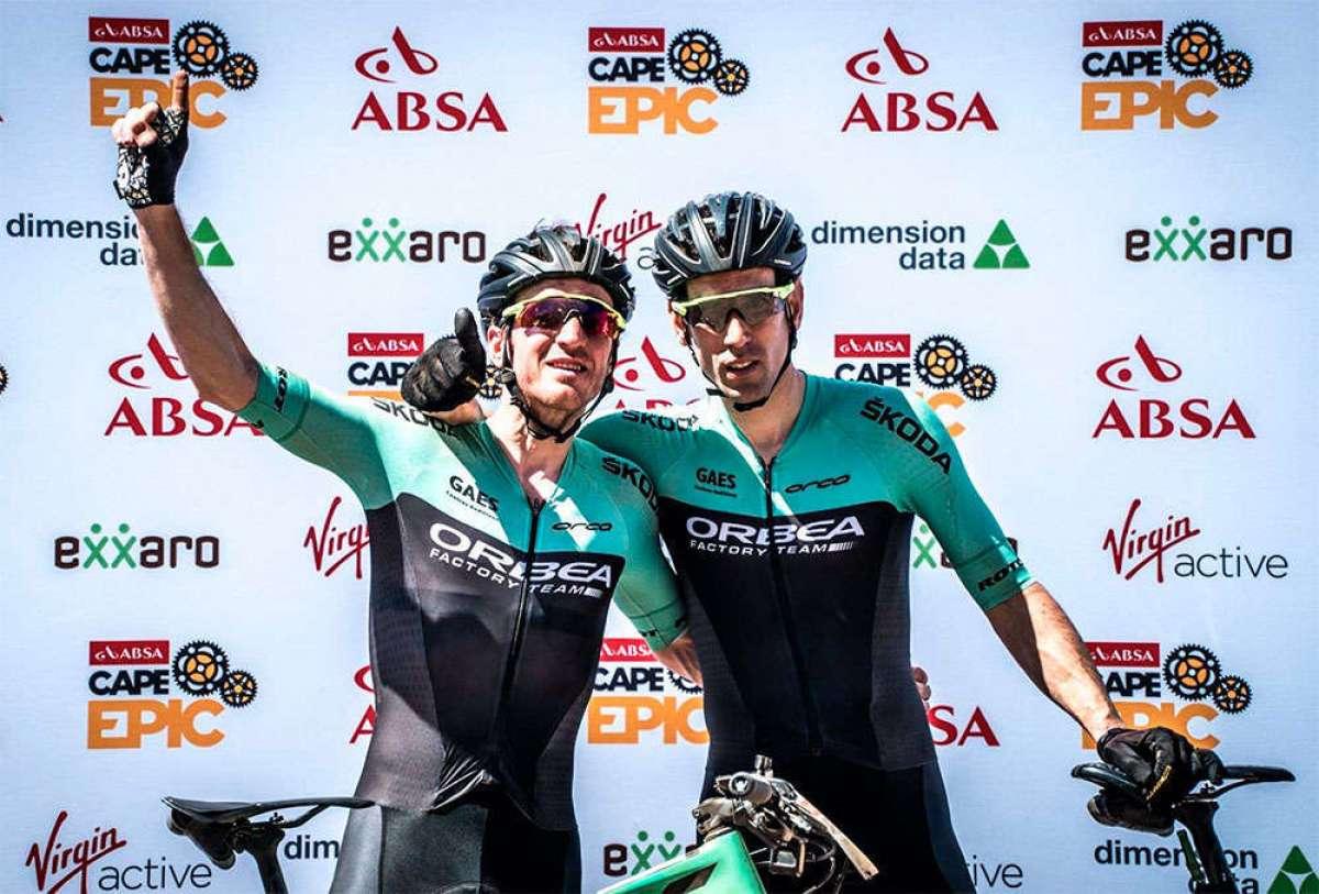 En TodoMountainBike: La última etapa de la Absa Cape Epic 2018 con Ibon Zugasti y Alberto Losada (Orbea Factory Team)