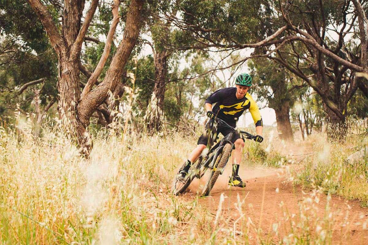 Una semana con Troy Brosnan, segundo en el ranking mundial de DH de la UCI