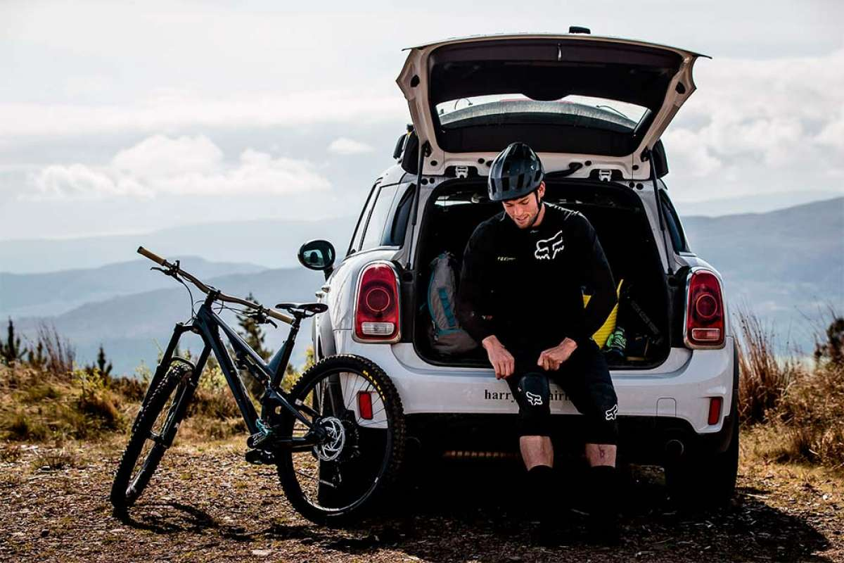 En TodoMountainBike: La UNNO Burn en acción con Greg Williamson