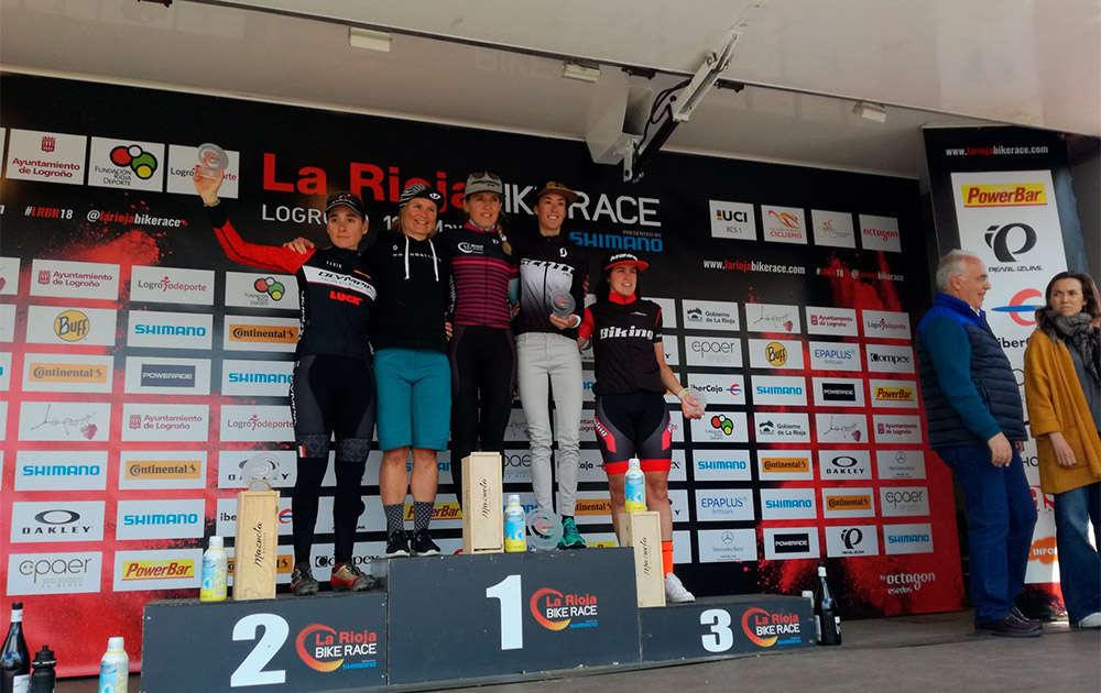 En TodoMountainBike: Los vencedores de La Rioja Bike Race 2018: Mathieu van der Poel y Clàudia Galicia