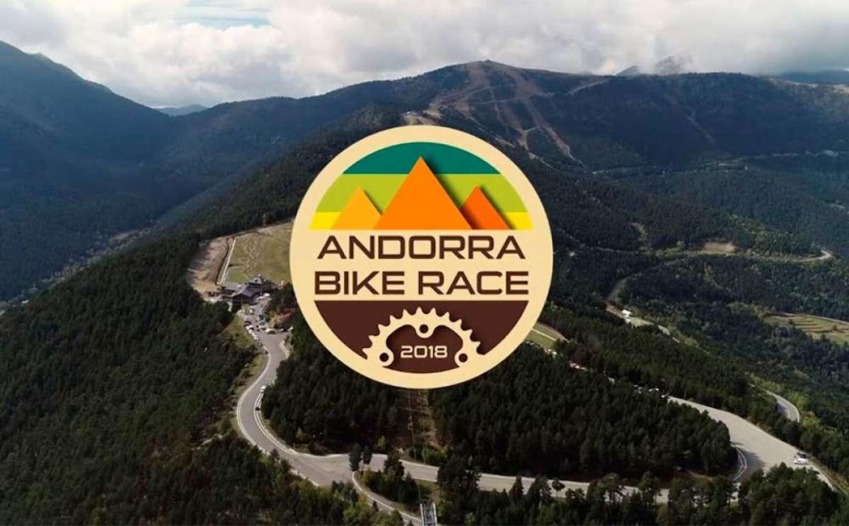 Así fue la primera edición de la Andorra Bike Race