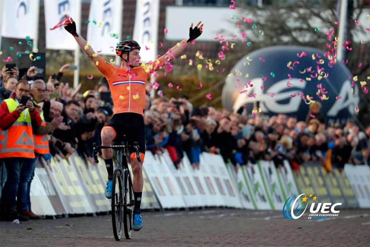 En TodoMountainBike: Los mejores momentos del Campeonato de Europa de Ciclocross 2018