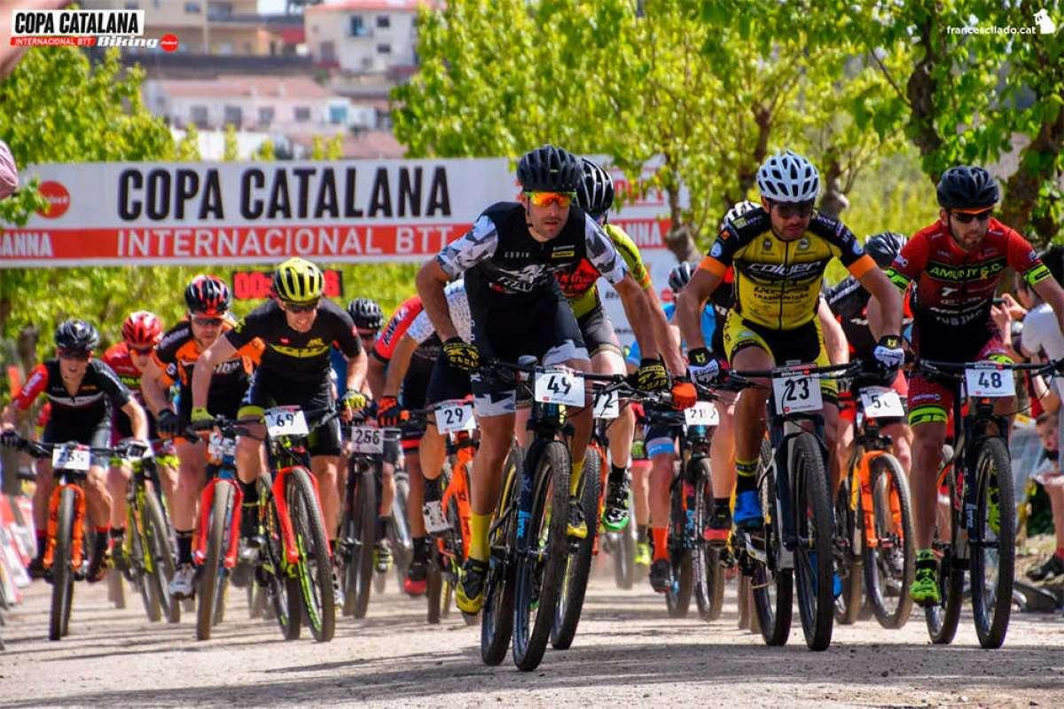 Así fue la Copa Catalana Internacional BTT Biking Point 2018 de Santa Susanna