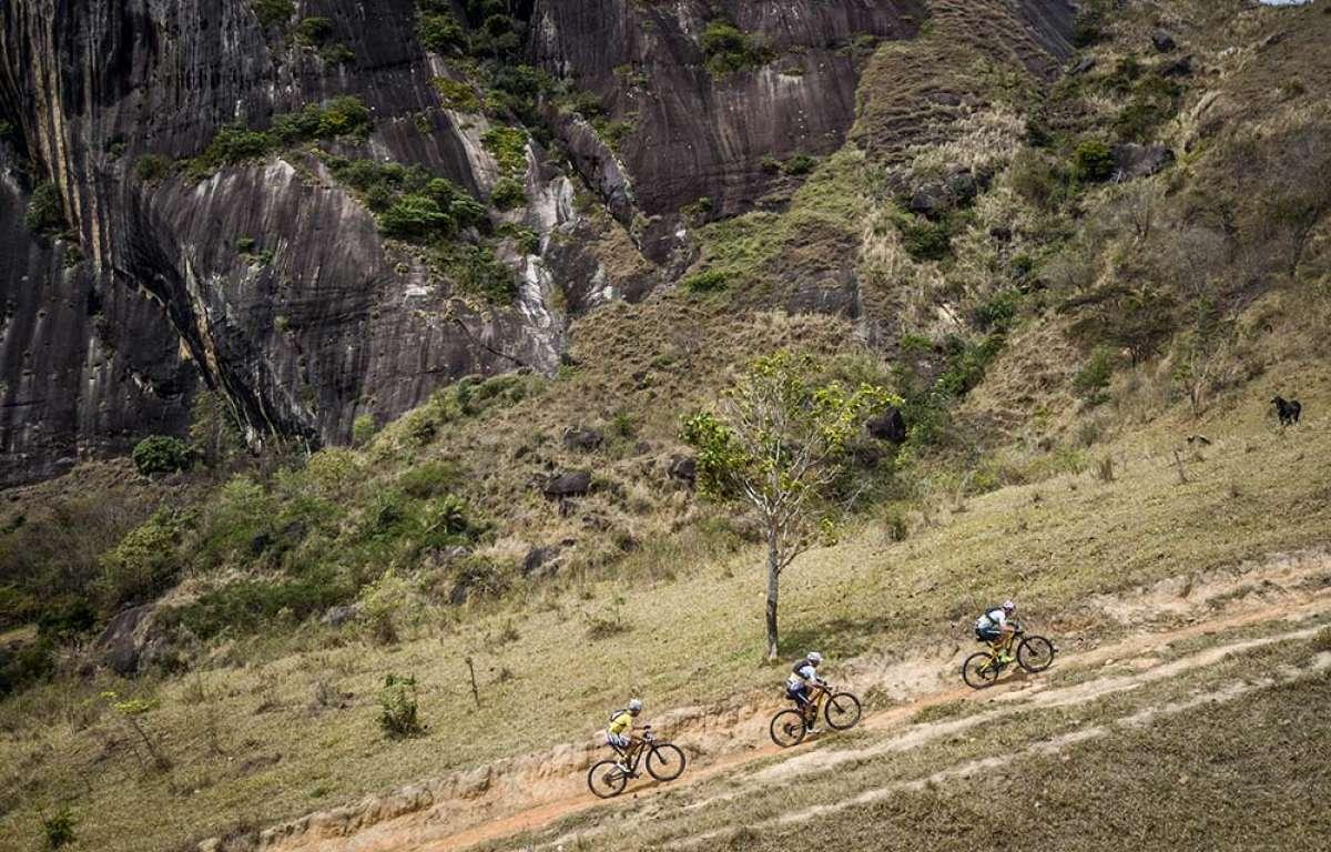 Los mejores momentos de la cuarta etapa de la Brasil Ride 2018