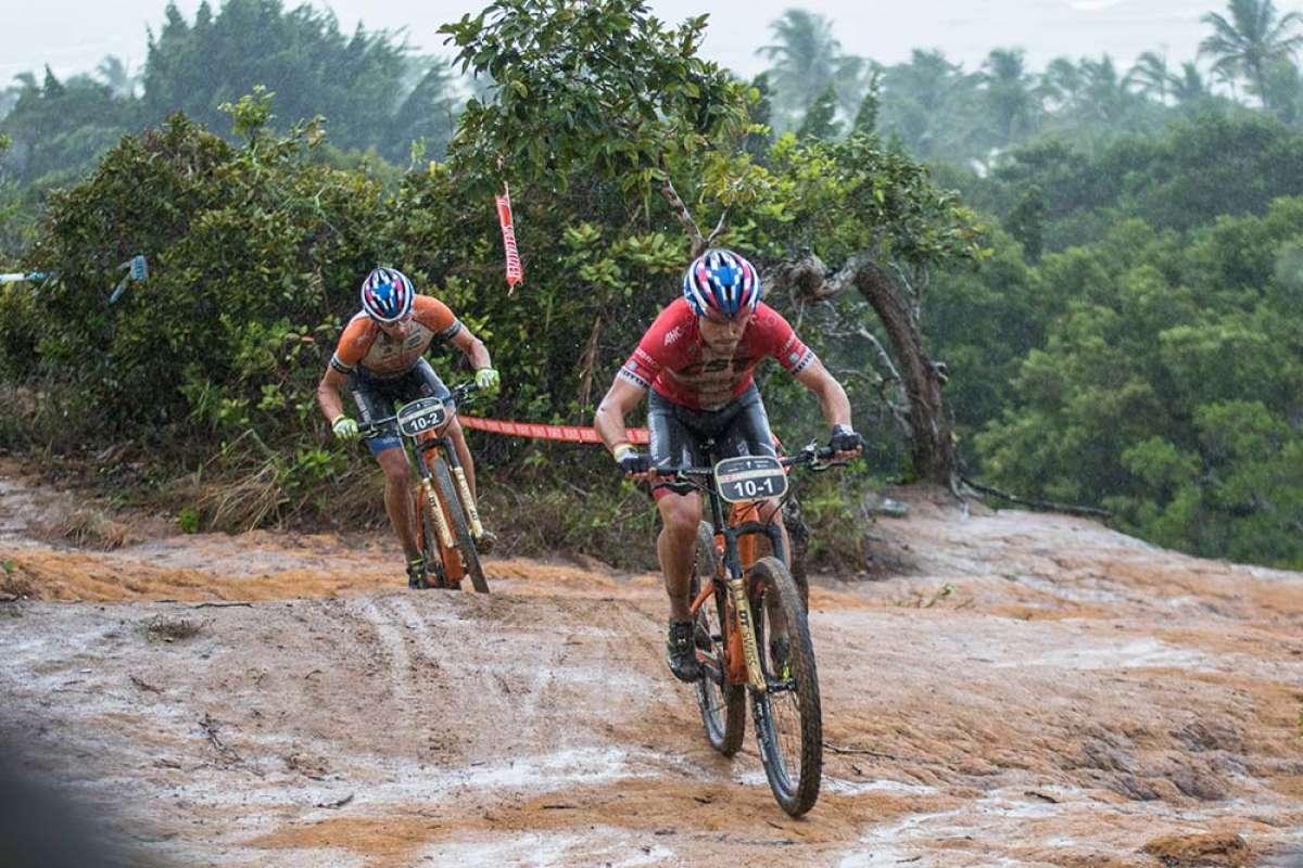 Los mejores momentos de la etapa prólogo de la Brasil Ride 2018