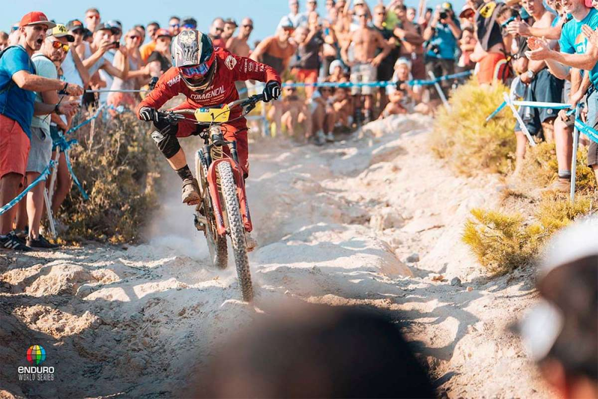 At TodoMountainBike: The best of Finale Ligure's EWS 2018, in a minute of video