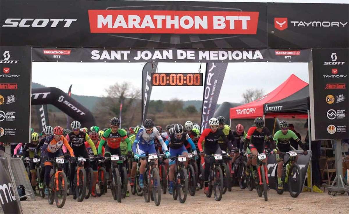 Así fue la Marathon Cup BTT 2018 de Sant Joan de Mediona