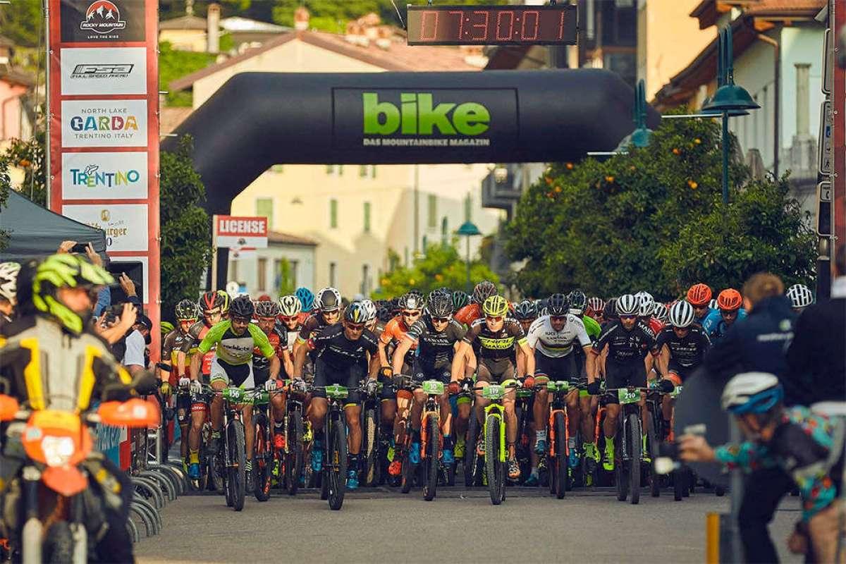 Así fue el Rocky Mountain Bike Marathon 2018 de Riva del Garda