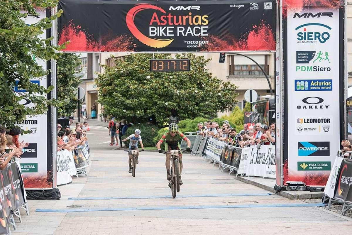 Los mejores momentos de la segunda etapa de la MMR Asturias Bike Race 2018