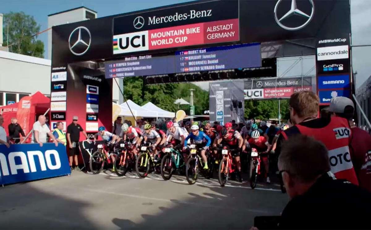 Así fue el Short Track de Albstadt, el primero en la historia de la Copa del Mundo de XCO