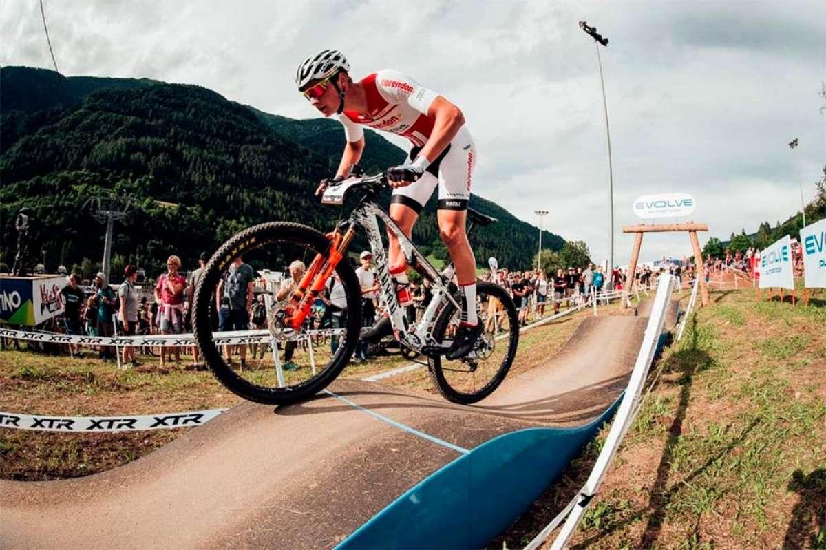 Así fue el Short Track de la Copa del Mundo XCO 2018 de Val di Sole