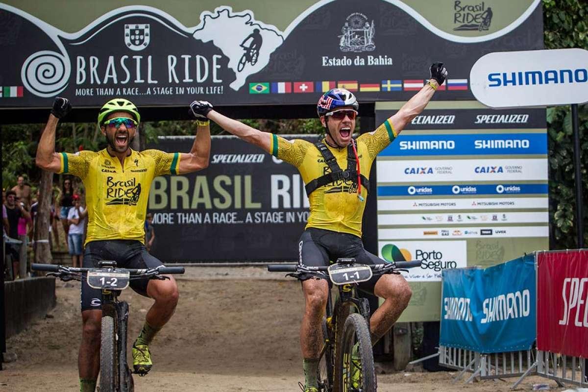 Los mejores momentos de la última etapa de la Brasil Ride 2018