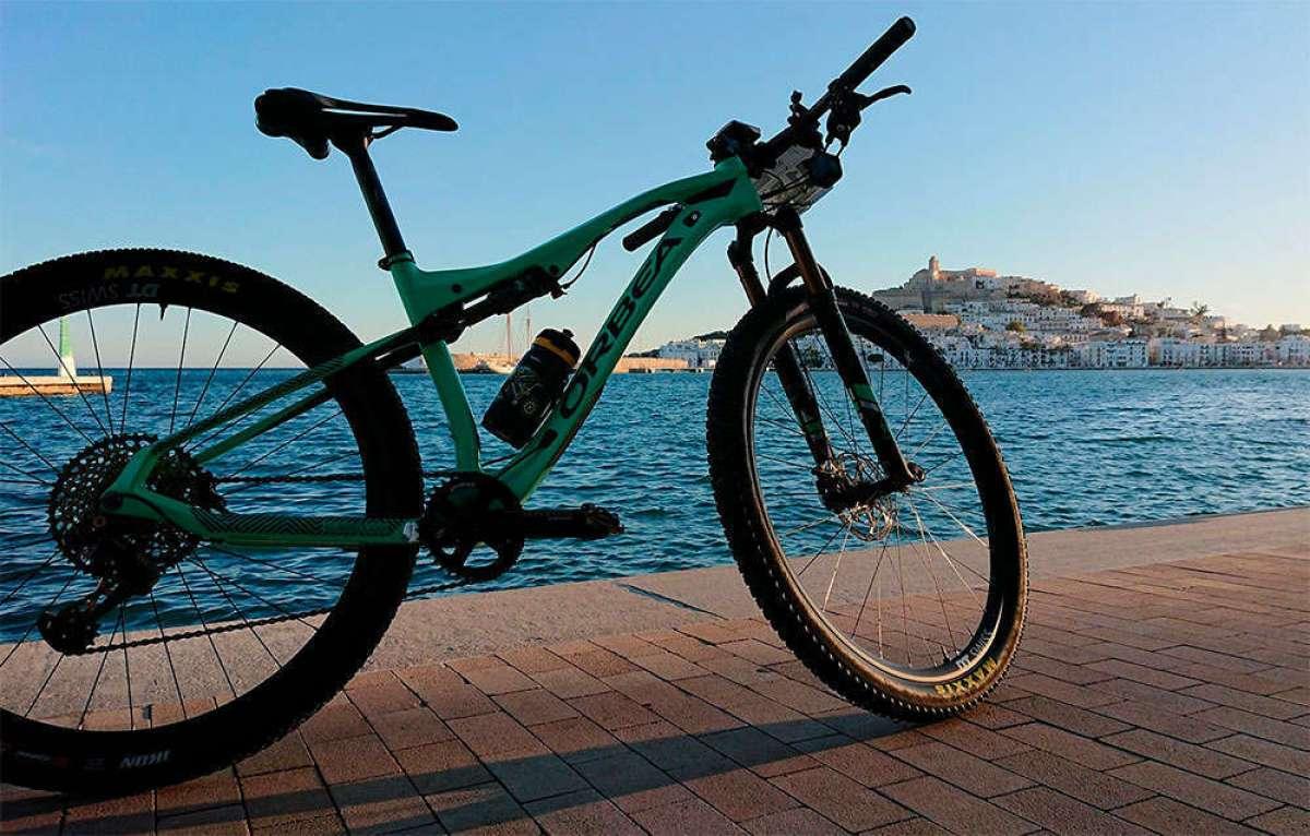 La Vuelta a Ibiza MTB 2018 con Ibon Zugasti y Aleix Espargaró (Orbea Factory Team)