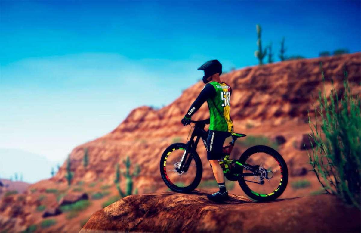 Descenders, el videojuego más extremo de Descenso y Freeride, llega a XBOX
