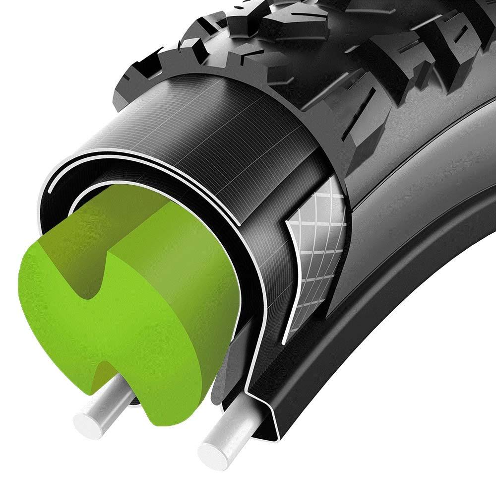 En TodoMountainBike: Vittoria Air-Liner, otro sistema tipo 'mousse' para rodar a bajas presiones sin miedo a los pinchazos