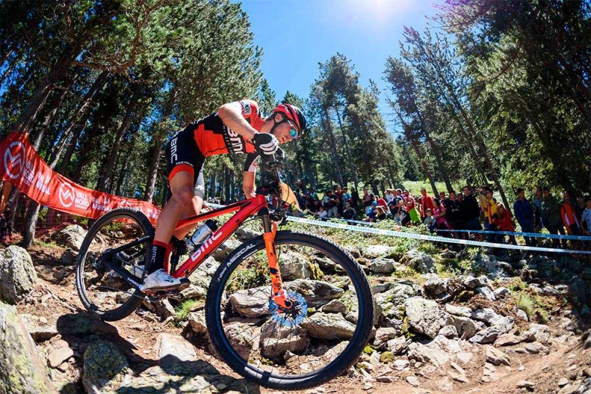 En TodoMountainBike: Vittoria Mezcal, así rueda el avanzado neumático que utiliza el BMC MTB Racing Team