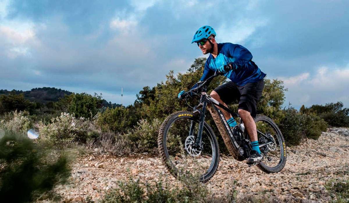 La VolCAT 2018 abre la puerta a las e-Bikes