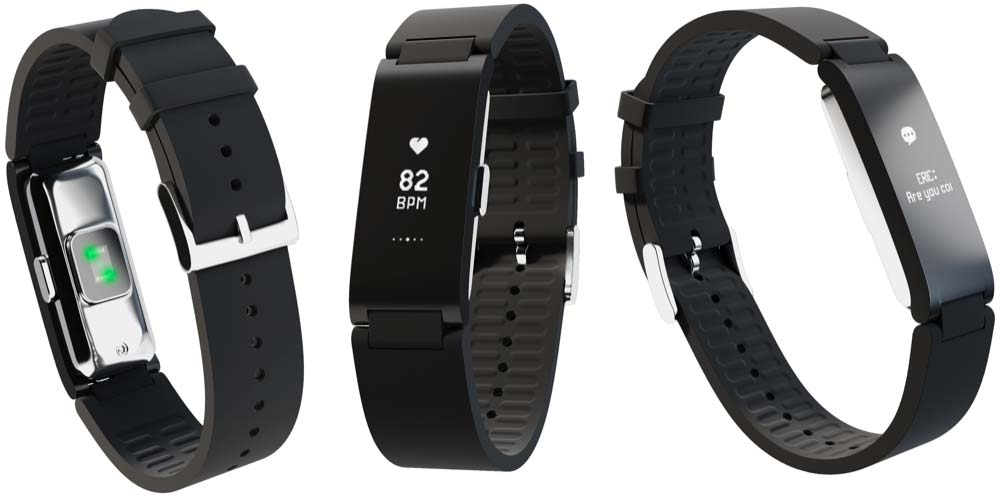 En TodoMountainBike: Withings Pulse HR, una pulsera con sensor cardíaco integrado, funciones multideportivas y GPS