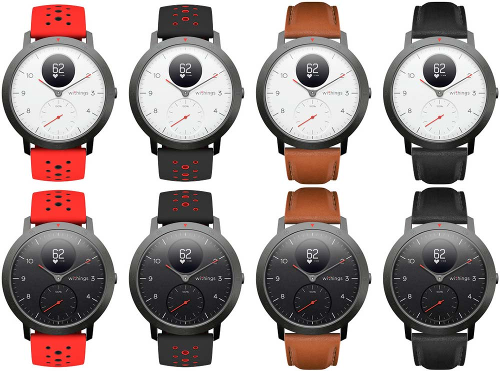 At TodoMountainBike: Steel HR Sport, a classic-looking smartwatch with advanced training functions