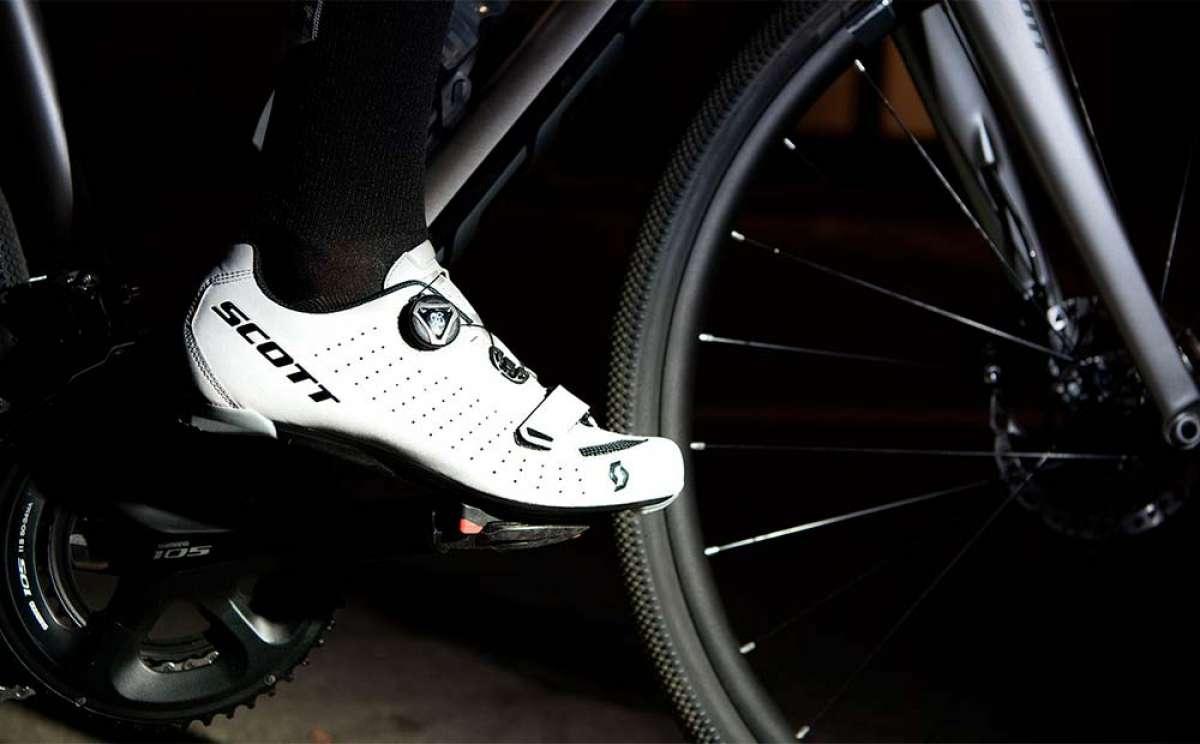 Scott BOA Reflective, tres modelos de zapatillas que brillan en la oscuridad