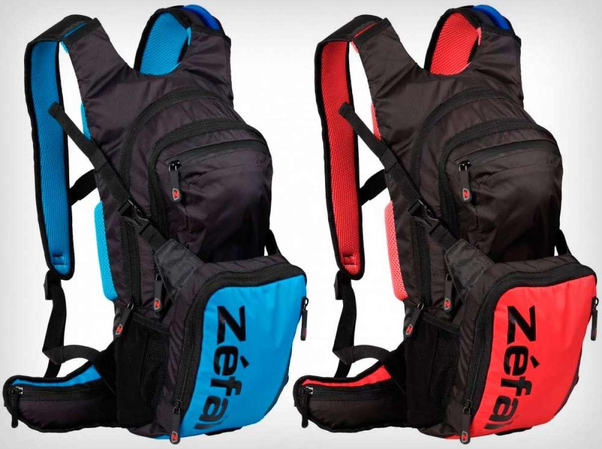 Zéfal Z Hydro XL, una mochila de hidratación de gran capacidad para las salidas más largas