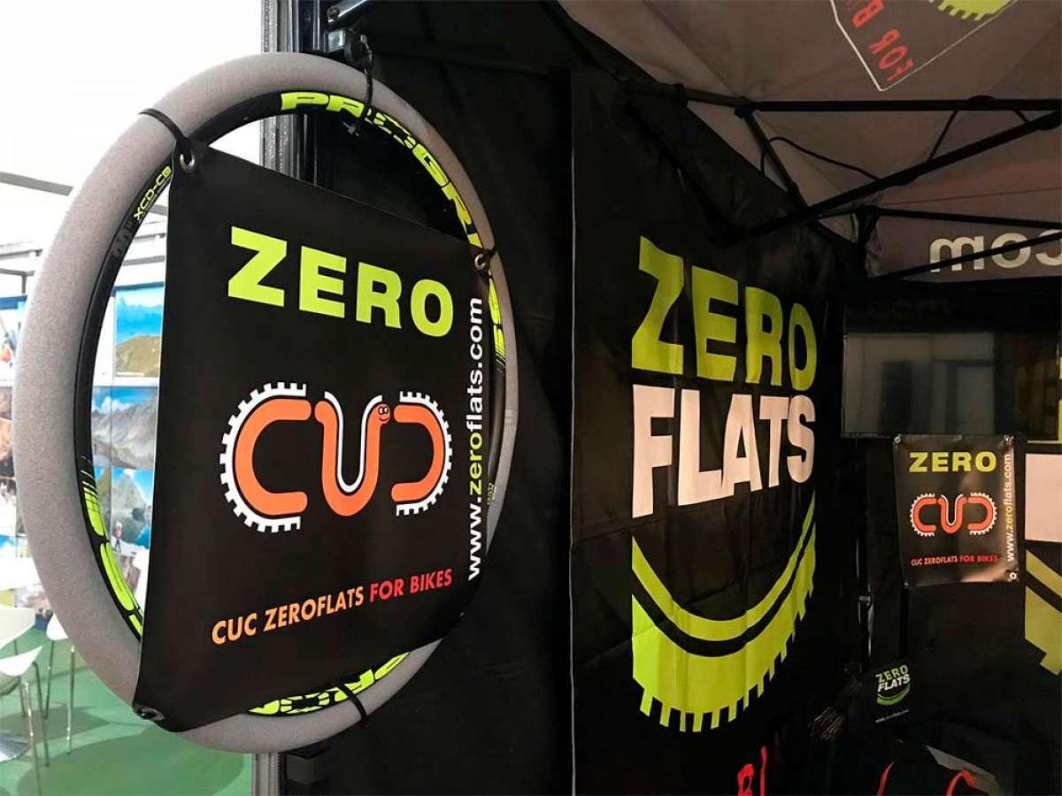 ZeroFlats presenta el ZeroCuc, un sistema 'mousse' antipinchazos ligero y económico a partes iguales