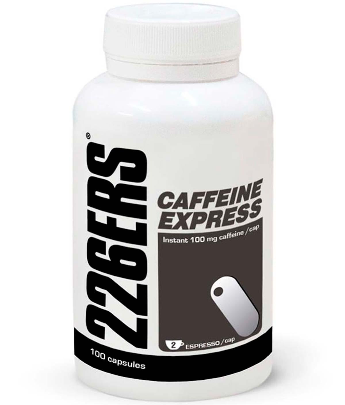 En TodoMountainBike: Doble chute de cafeína con las cápsulas Caffeine Express de 226ERS