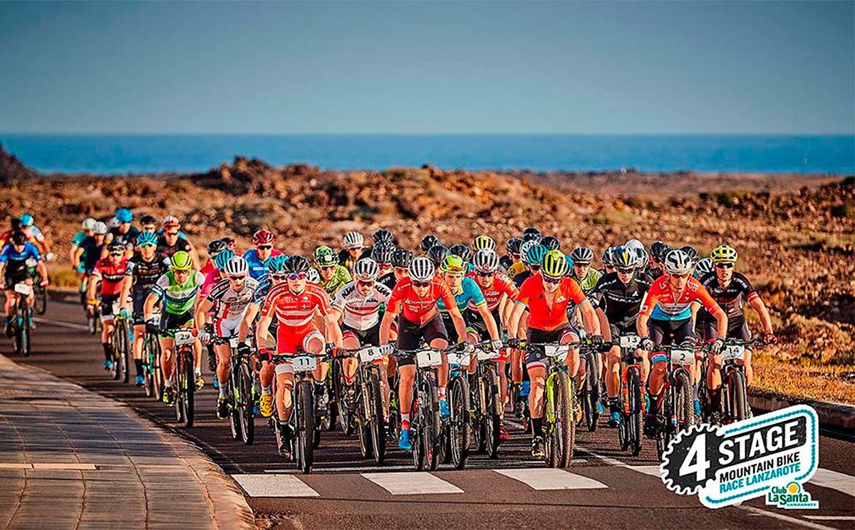 4 Stage MTB Race Lanzarote 2019: los mejores momentos de la segunda etapa