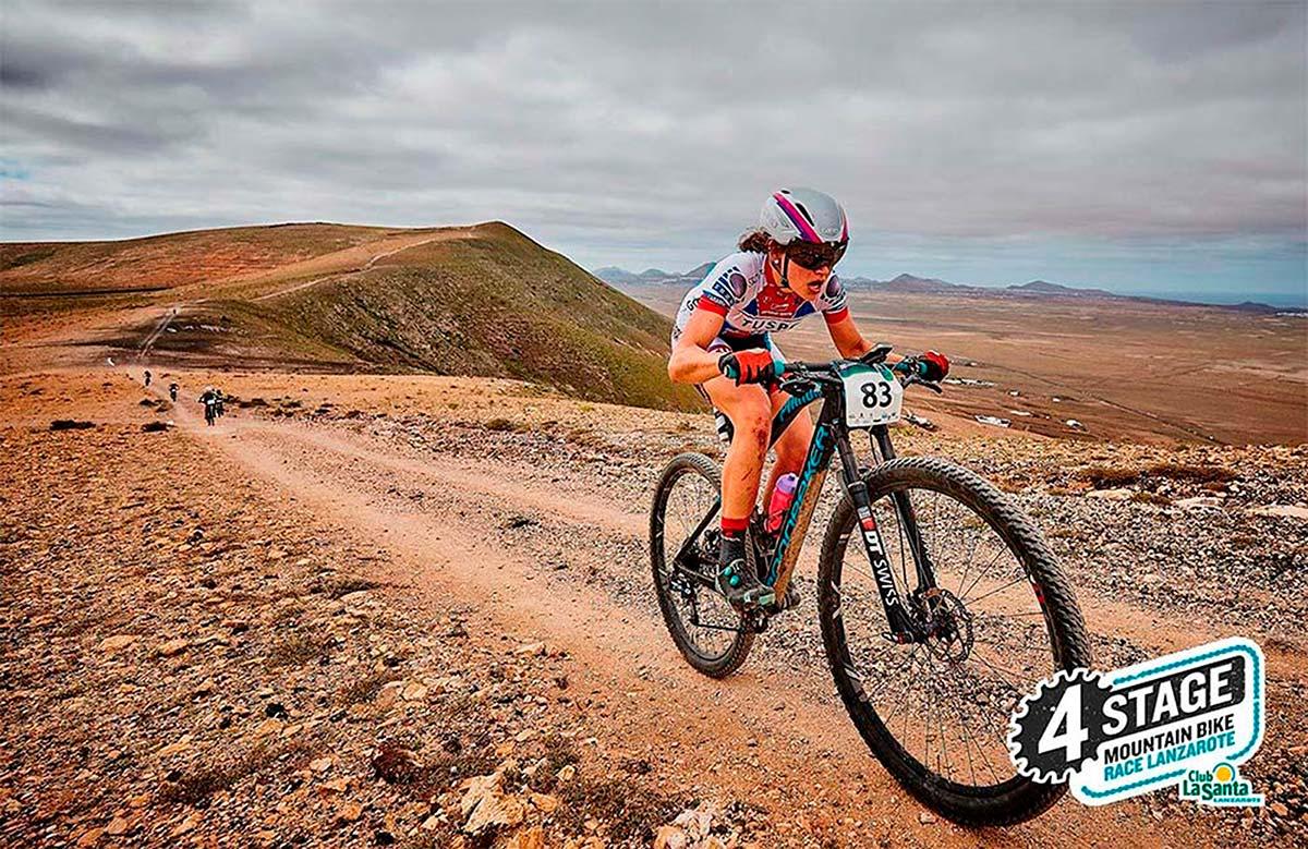 En TodoMountainBike: 4 Stage MTB Race Lanzarote 2019: los mejores momentos de la tercera etapa