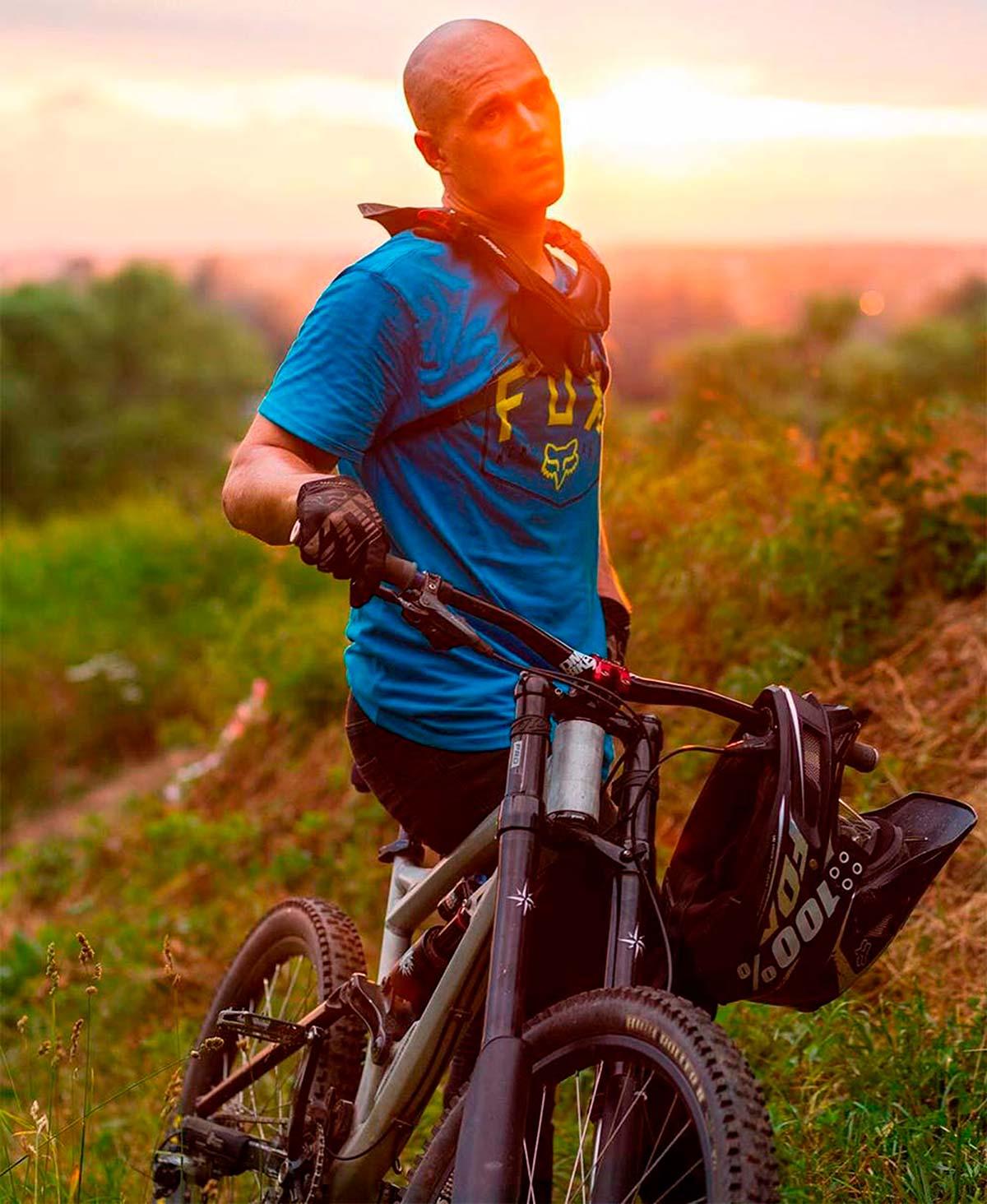 Así fue la caída que dejó en coma al 'biker' ruso Kirill Berendoni