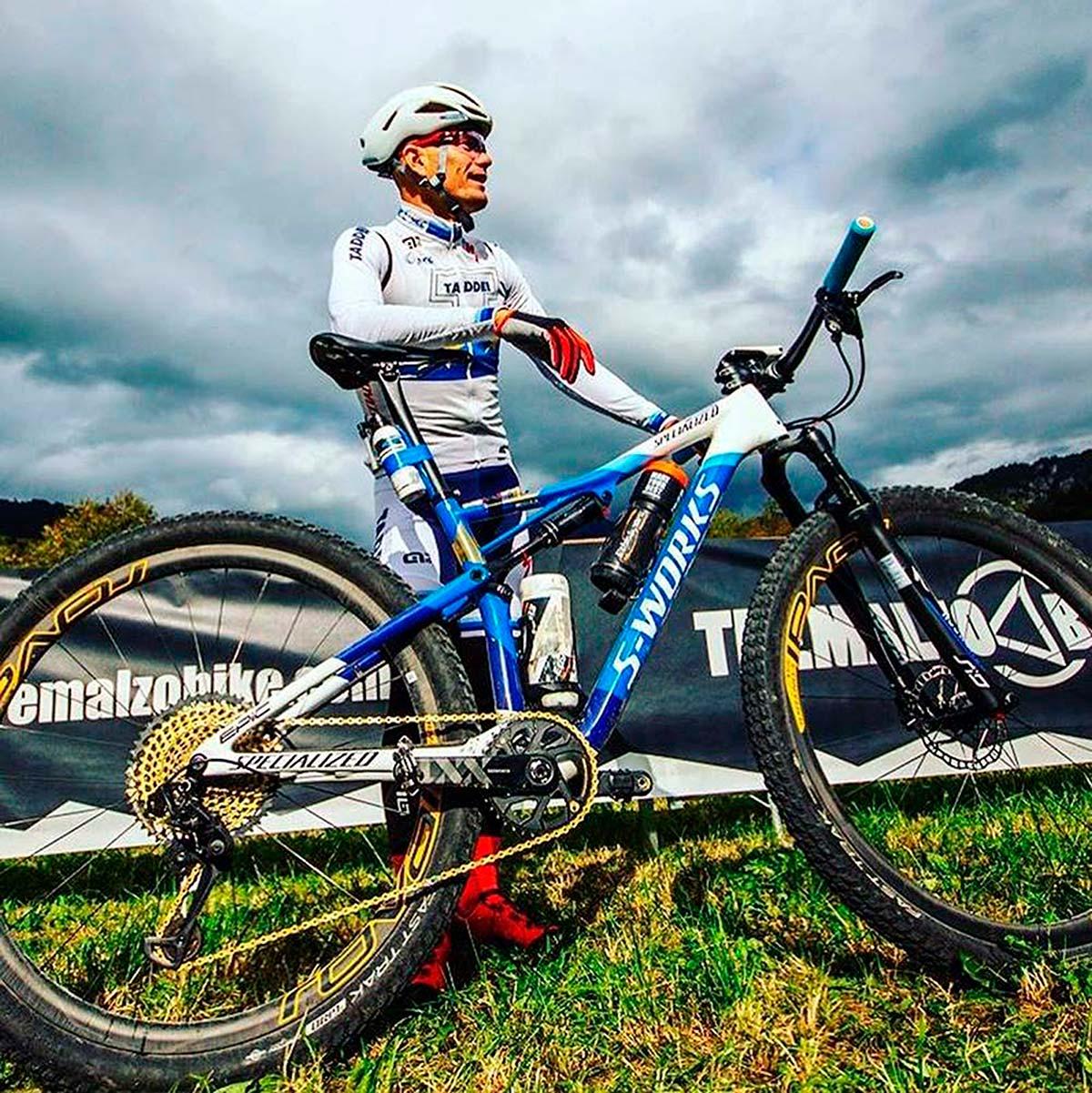 Alexey Medvedev, campeón de Europa de XCM, confirma su participación en la VolCAT 2019