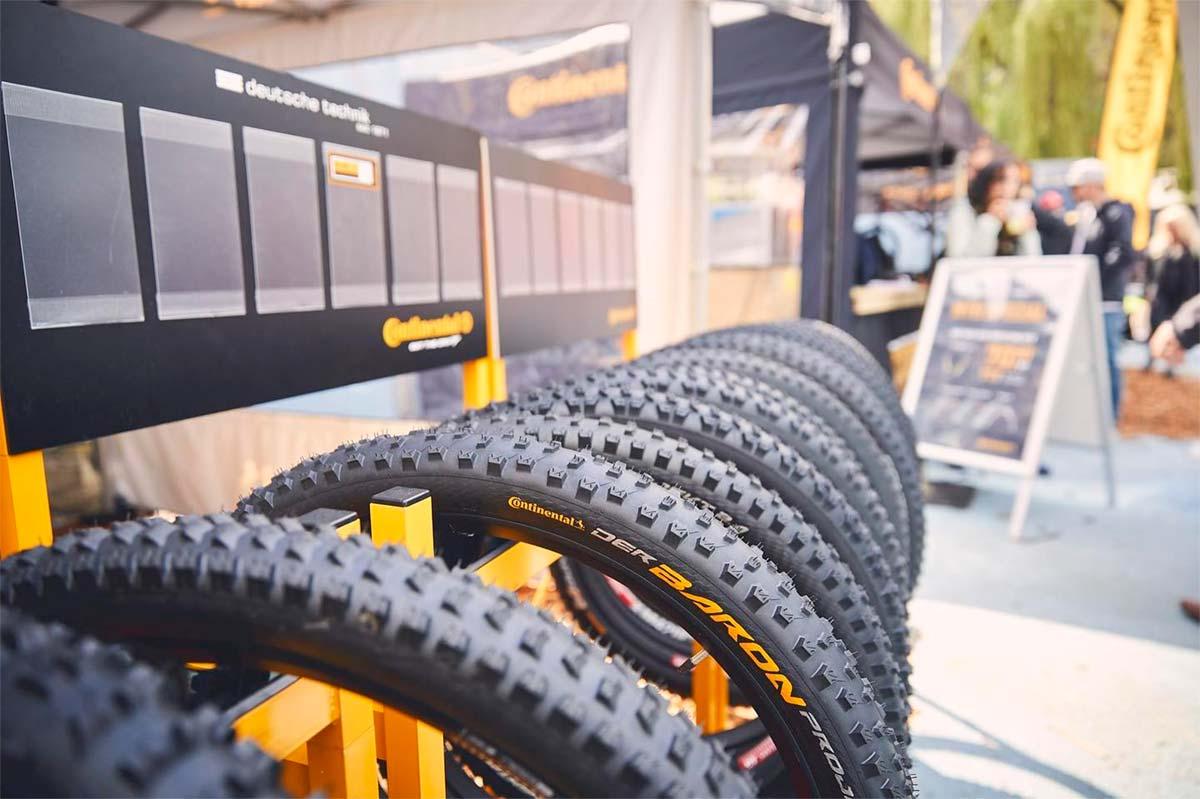 Alpcross asume la distribución de los neumáticos Continental para el mercado español