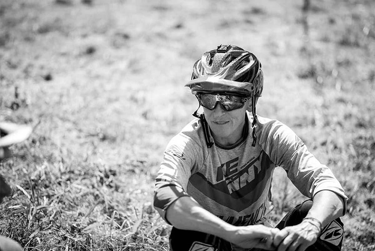 Anne-Caroline Chausson vuelve a luchar contra el cáncer