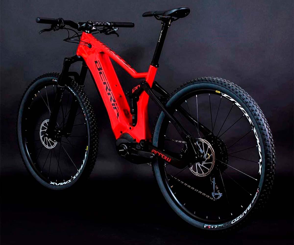 Berria Bike se estrena en el segmento e-MTB con las espectaculares Berria Arrow