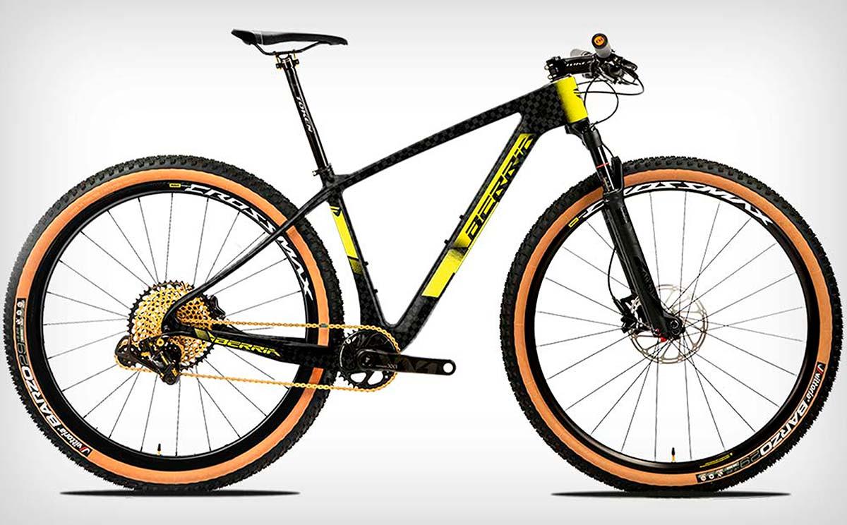 Berria Bravo BR World Cup LTD, una exclusiva bici en edición limitada a 20 unidades