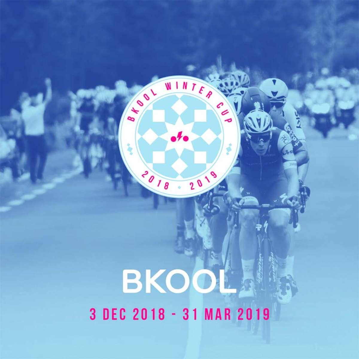 La Bkool Winter Cup se consolida como la competición virtual de ciclismo más grande del mundo