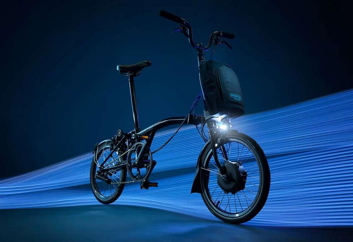 Las bicicletas eléctricas de Brompton llegan al mercado español