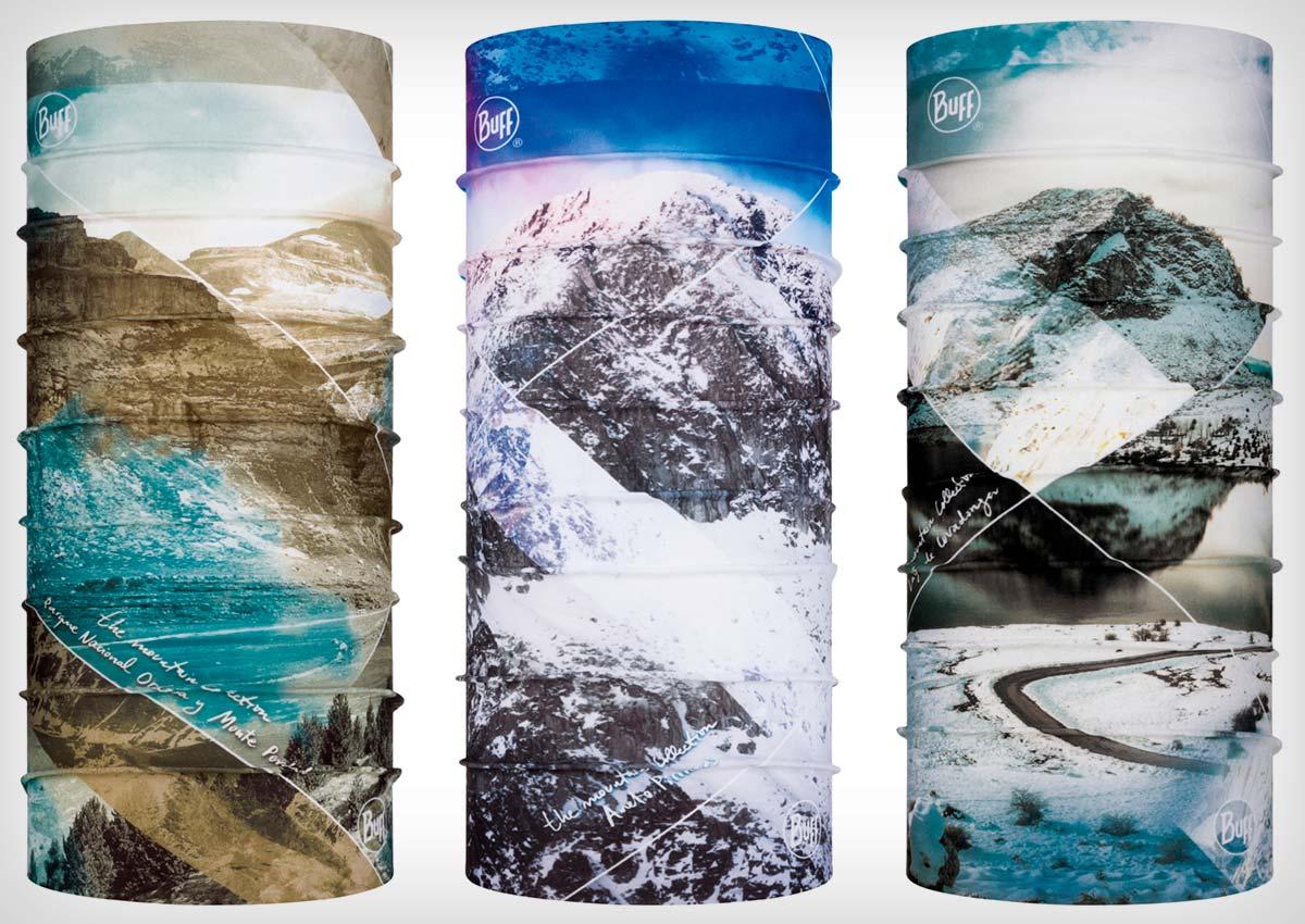 En TodoMountainBike: Buff Mountain Collection, una colección de tubulares que homenajean las montañas más bonitas del planeta