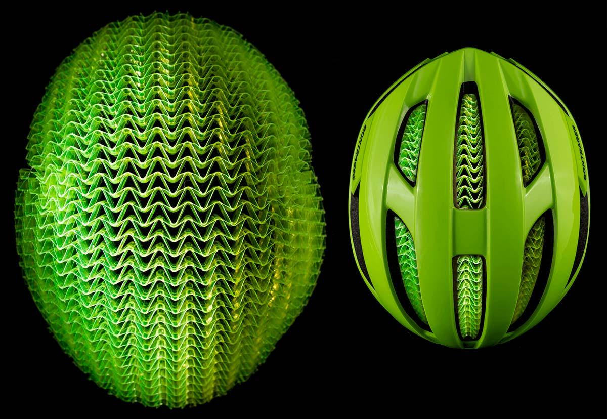 Trek Bikes presenta WaveCel, la reinvención de los cascos para ciclismo