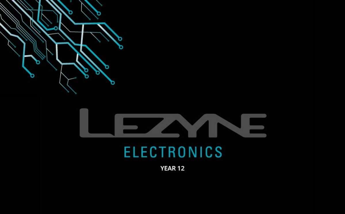 Catálogo de Lezyne 2019. Toda la gama de luces y GPS de Lezyne para la temporada 2019