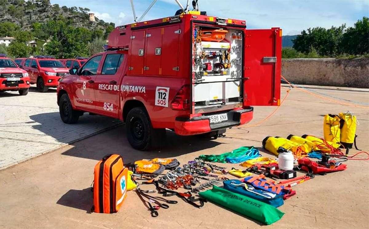 En TodoMountainBike: Fallece el ciclista de montaña que resultó herido grave tras sufrir un accidente en Mancor