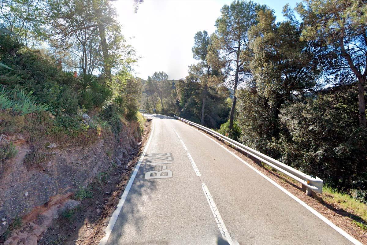 Otro ciclista muerto en Castellbell i el Vilar (Barcelona) tras ser atropellado por una furgoneta