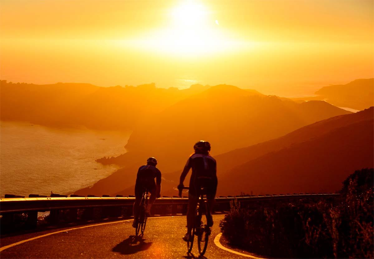 ¿Vale la pena tener una bici de montaña y una de carretera? Sí, para ganar resistencia aeróbica es lo m...