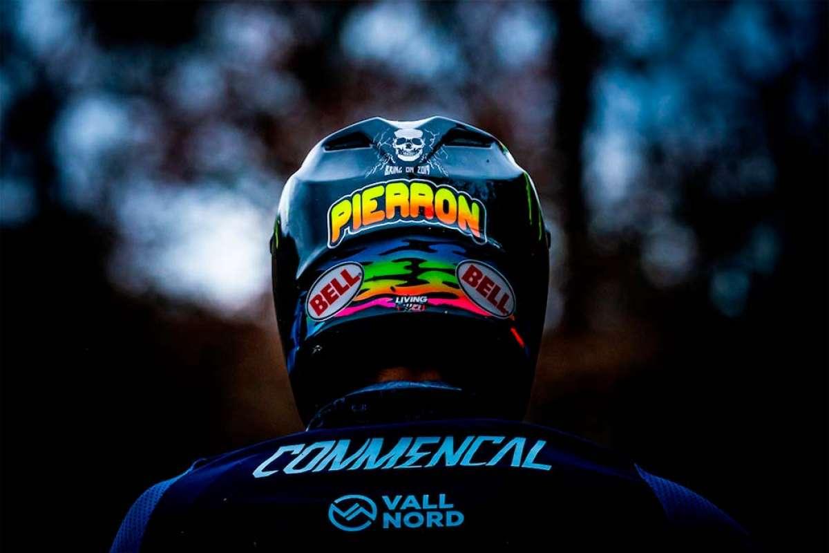 El Commencal/Vallnord DH Team estrena patrocinadores: Bell y ENVE