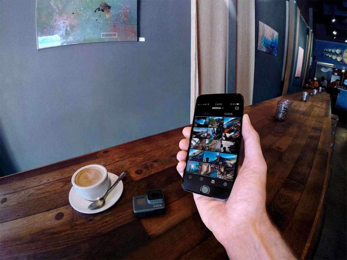 Almacenamiento ilimitado en la nube y descuentos del 50% para los suscriptores de GoPro Plus