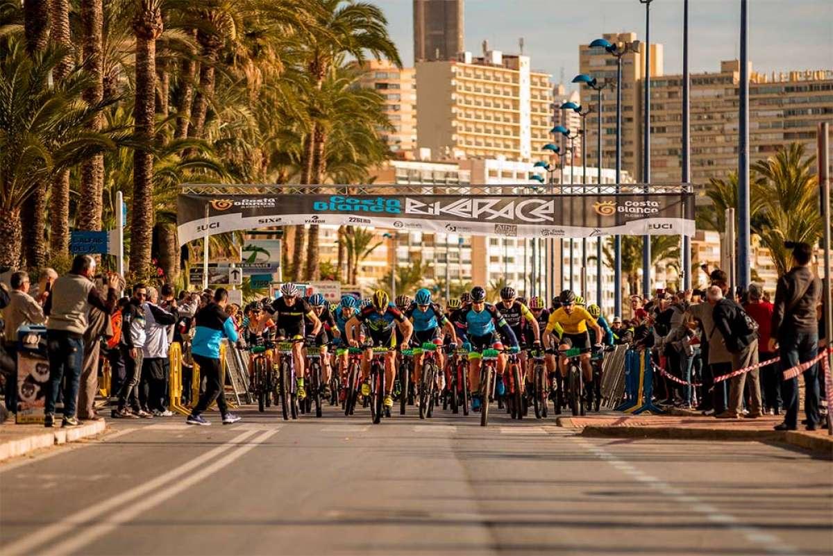 Costa Blanca Bike Race 2019: victoria en la general para Fini-Blums en hombres y Michiels-McConnell en féminas